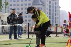 斯耐客高尔夫体验活动