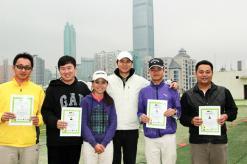 各城市高尔夫教练员相聚深圳,参加SNAG GOLF®教练联盟培训